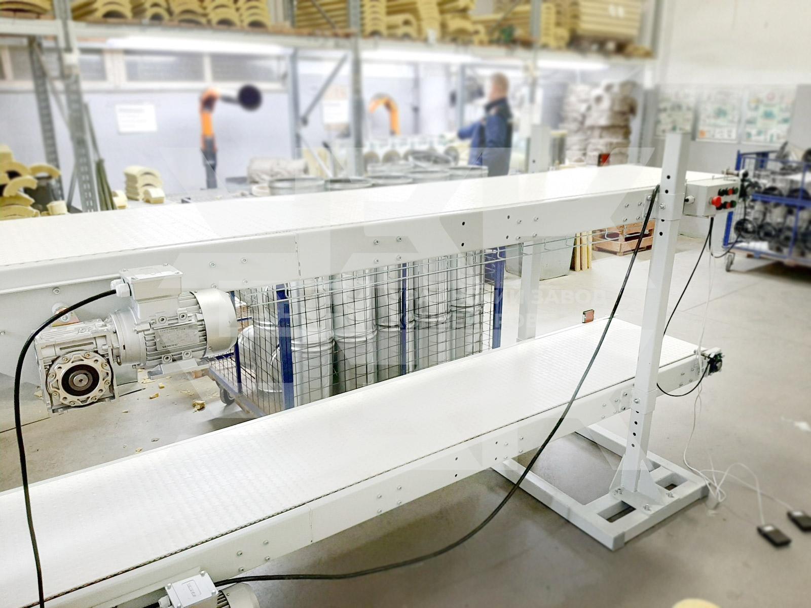 Заводы конвейерного оборудования екатеринбург тех схема элеватора