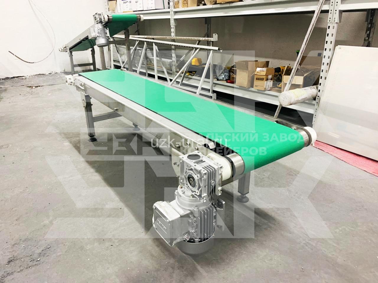 производство конвейерного оборудования екатеринбург